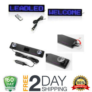 Leadleds Remote Led Programmable Sign Driving Lights For By Remote Program Easy