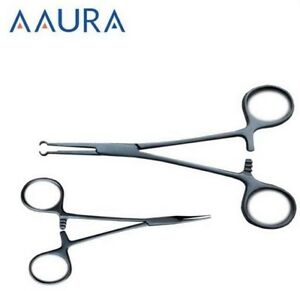 1 Set Nsv No Scalpel Vasectomy Stainless Steel