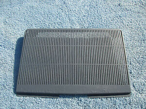 1956 Ford Radio Speaker Grill At Dash All Car Wagon Body Types