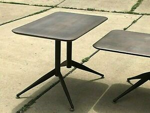 Mid Century Modern 3 Piece Set Viko Baumritter Coffee Table 2 End Tables