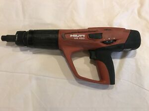 Hilti Dx 460 F 10 Powder Actuated Nail Gun Hilti F 10 Nose