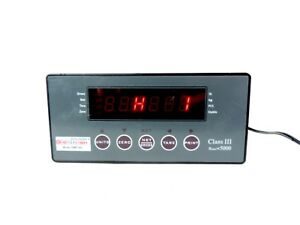 Digiweigh Dwp 101 Digital Led Weight Indicator Readout Ntep For Floor Scale