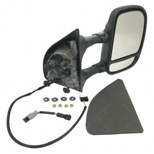 Power Towing Right Passanger Side Mirror Fits Ford Excursion F Series Super Duty