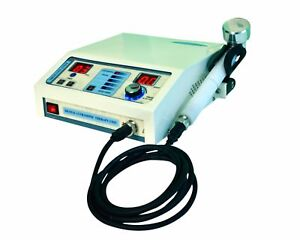 New 1 Mhz Physiotherapy Ultrasound Therapy Unit Electrotherapy Machine Unit