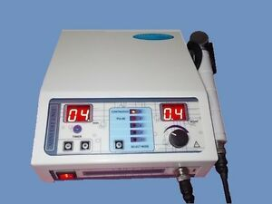 New Electrotherapy Physiotherapy Ultrasound Therapy 1mhz Machine Pain Relief Ksb