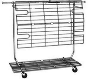 Store Display Fixtures New 51 5 Screen Shelf For Merchandise Salesman Rack