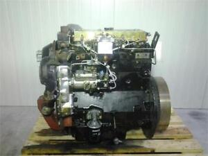 Perkins 1004 4 Bal Diesel Engine All Complete And Run Tested