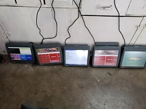 5 Micros Work Station 5a System Units Ws5 And More