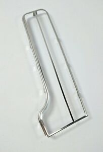 Gm Gas Pedal Trim 1965 70 Chevrolet Floor Mount Accelerator Chrome Stainless