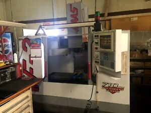 Haas Vf 2 Cnc Vertical Machining Center 1997