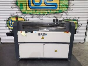 Ersa Ets 330 f Wave Solder Machine