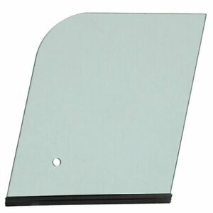 Cab Glass Side Sliding Window With Channel Tinted Lh Bobcat S570 S130 S530