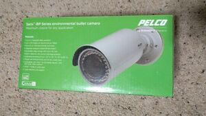 Pelco Sarix Ibp Series Ibp219 er 2mp Environmental Ir Bullet Camera With 3 To 9m