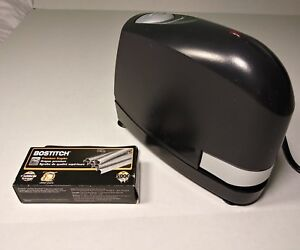 Stanley Bostitch Electric Stapler Model E66760 Works Great With Staples