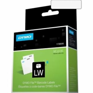 Dymo File Labels 450 Fits