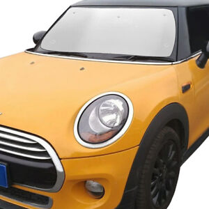 Fit For Mini Cooper 2 Door 2005 2013 Front Windshield Privacy Sunshade Uv Block