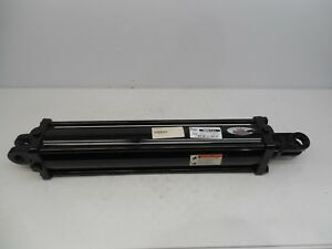 Prince 5 x24 Tie rod Hydraulic Cylinder 2 Shaft 3000 Psi