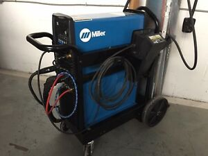 Miller Dynasty 280 Dx Complete Package With Foot Control
