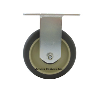 5vasppr 5 Alto shaam Rigid Plate Caster 300 Lb Capacity For Cook And Hold Ovens