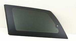 For 2004 2010 Toyota Sienna Movable Quarter Window Glass Driver Left Side