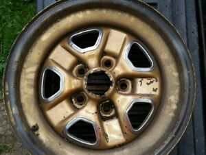 15x7 Oldsmobile Ralley Wheels 442 Hurst olds W30 Cutlass Set Of Four Jj Ssii