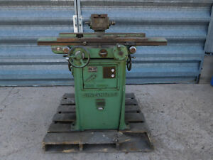 Cincinnati No 2 Tool And Cutter Grinder With Lots Of Tooling Fixtures