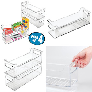 Mdesign Office Supplies Desk Cabinet Organizer Bin For Files Pens Pencils Marker