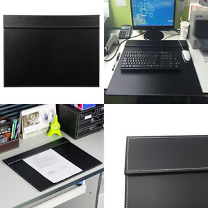 Kingfom Ultra Smooth Pu Leather Writing Pad Desk Mat W Office A3 A4 File Paper