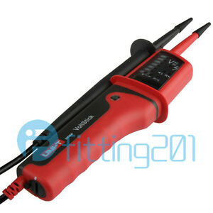 Uni t Ut15b Voltstick Voltage Tester Pen Water Resistant Multimeter