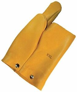 Bob Dale Gloves 631910m Extreme Tactical Grain Leather Snap On Cover 2xl