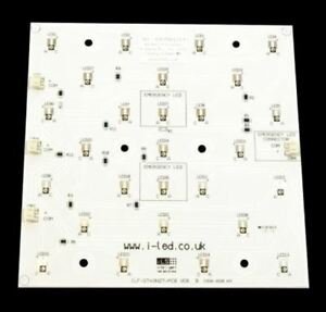 Ils Ilf oo27 wmwh sc211 Oslon Square Powerflood Led Linear Array 27 White Led