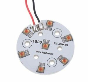 Ils Ilc ona7 hyre sc211 wir200 Oslon 80 Poweranna Coin Circular Led Array 7 R