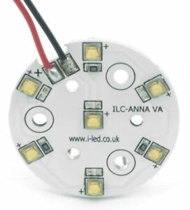 Ils Ilc ona7 wmwh sc211 wir200 Oslon 80 Poweranna Coin Circular Led Array 7 W