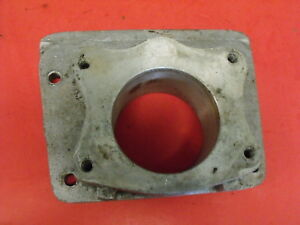 60s 70s Jeep Willys Overland Truck Station Wagon Transmission Adapter Plate Sg48