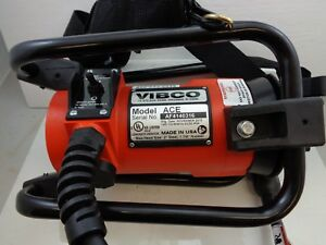 Electric Vibrator Comercial Vibco Ace10 2 17a 115vac 1 phase Grainge 4hp72