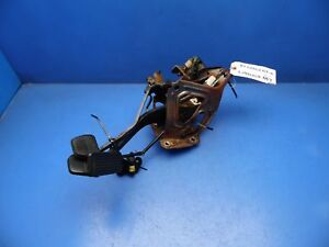 86 89 Toyota Celica St162 Oem Clutch Gas And Brake Pedal Set Up Stock Factory