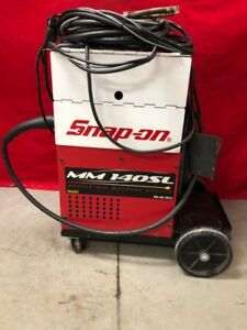 Snap on Muscle Mig Wire Feed Welder Mm140sl cp1039343