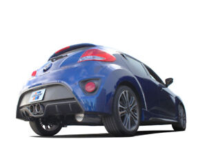 Greddy Supreme Exhaust For 2012 2016 Veloster Turbo 10178201