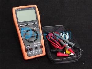 New Vc99 3 6 7 Vici Auto Range Digital Multimeter With Bag