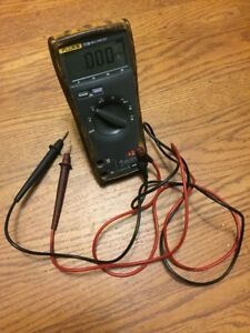 Fluke 77 Iii 3 Multimeter With Leads