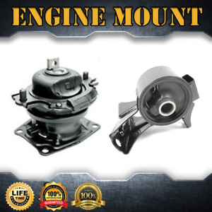 Engine Motor Trans Mount Set 2pcs For 2011 2015 Honda Odyssey V6 3 5l 212cid