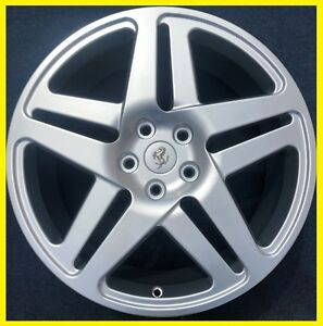 New Ferrari 612 Scaglietti Sessanta Wheels 19 Oem Forged Rims Speedline