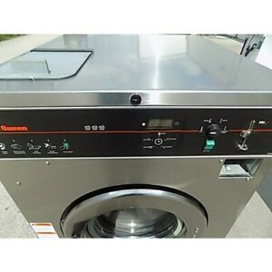 Speed Queen Scn030 Commercial Washer 1 3 Phase Very Clean
