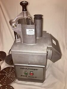 Robot Coupe R6s Series D Food Processor