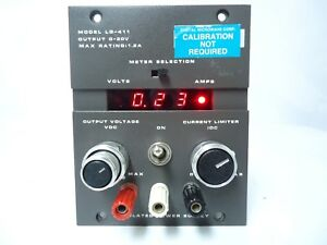 Lambda Lq 411 Regulated Power Supply