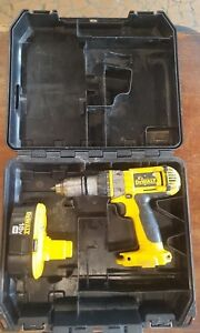 Dewalt Dcd951 Heavy Duty 18v 1 2 Xrp Hammer Drill driver Battery case
