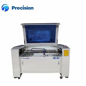 Cnc Laser Cutter Reci 100w Co2 Laser Cutting Engraving Machine 1300x900mm