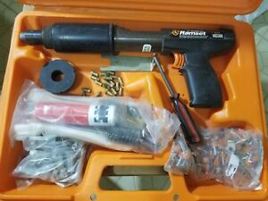 Ramset Low Velocity Powder Actuated Tool Model 380 W h Case And Accessories