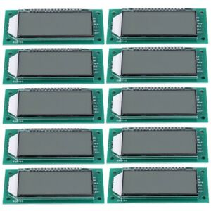 10pcs 6 Bit 8 segment 3 wires Spi Ht1621 Character Lcd Module For Arduino Lot