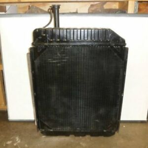 Reconditioned Radiator Ford Tw20 Tw15 8630 E3nn8005bd15m